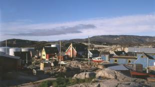 Marc Deneyer, Illulissat, Groenland.