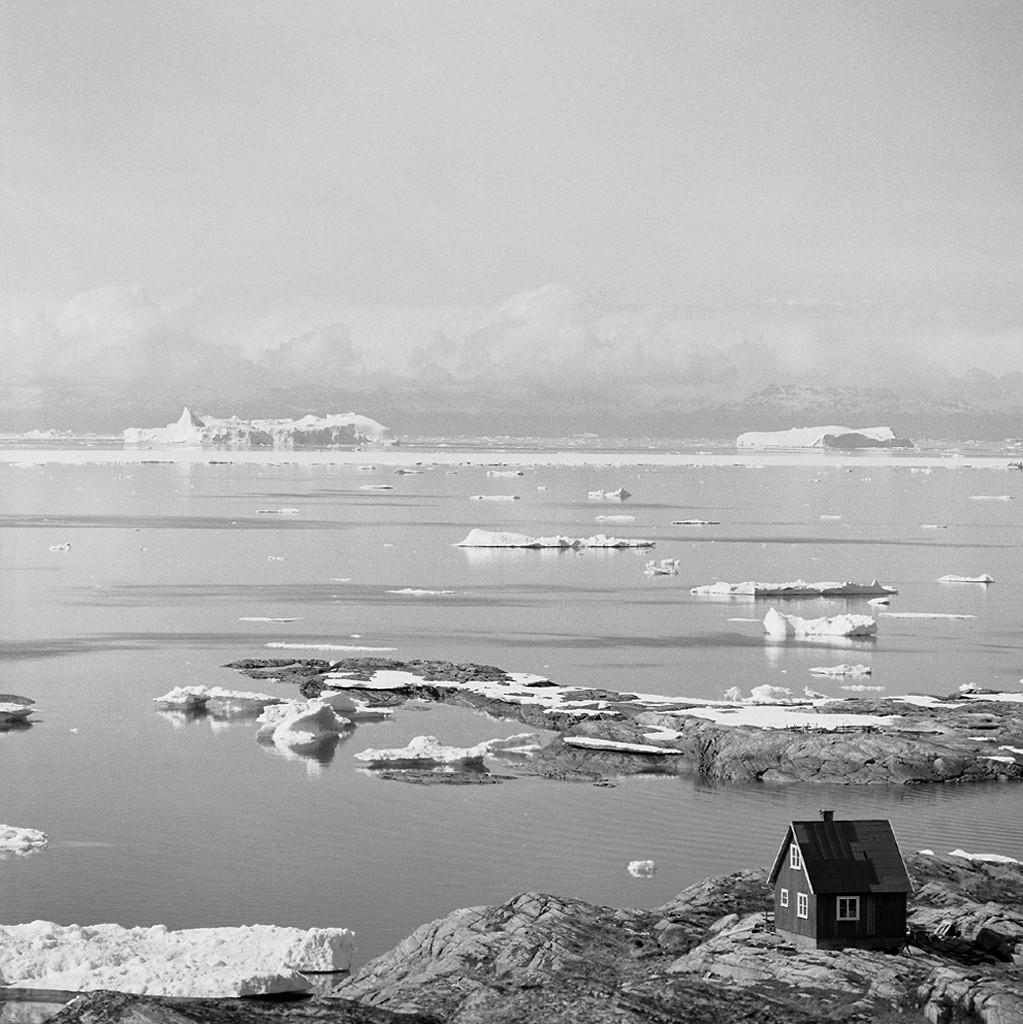 Marc Deneyer, Illlissat, Groenland.