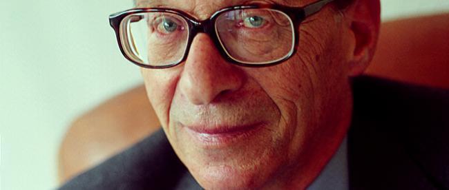 Jean-Jacques Salomon en 2004 - Photo Mytilus
