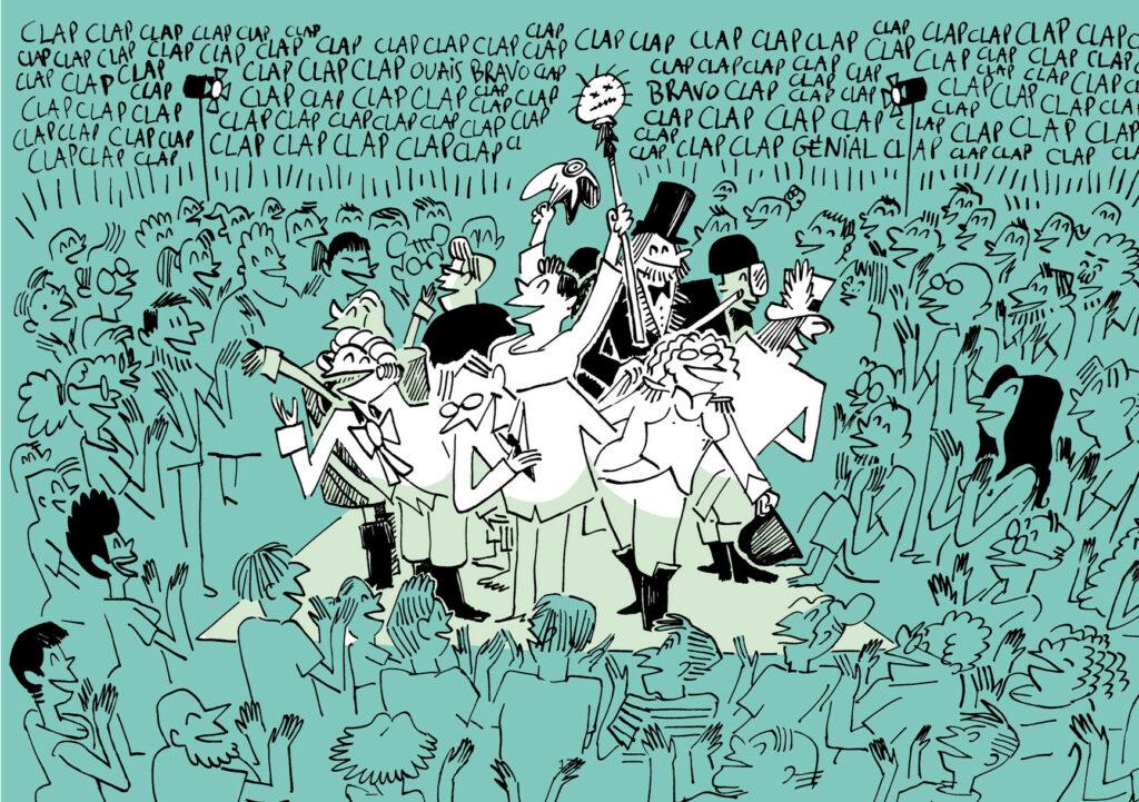 Petite histoire de la Révolution française, de Grégory Jarry et Otto T.