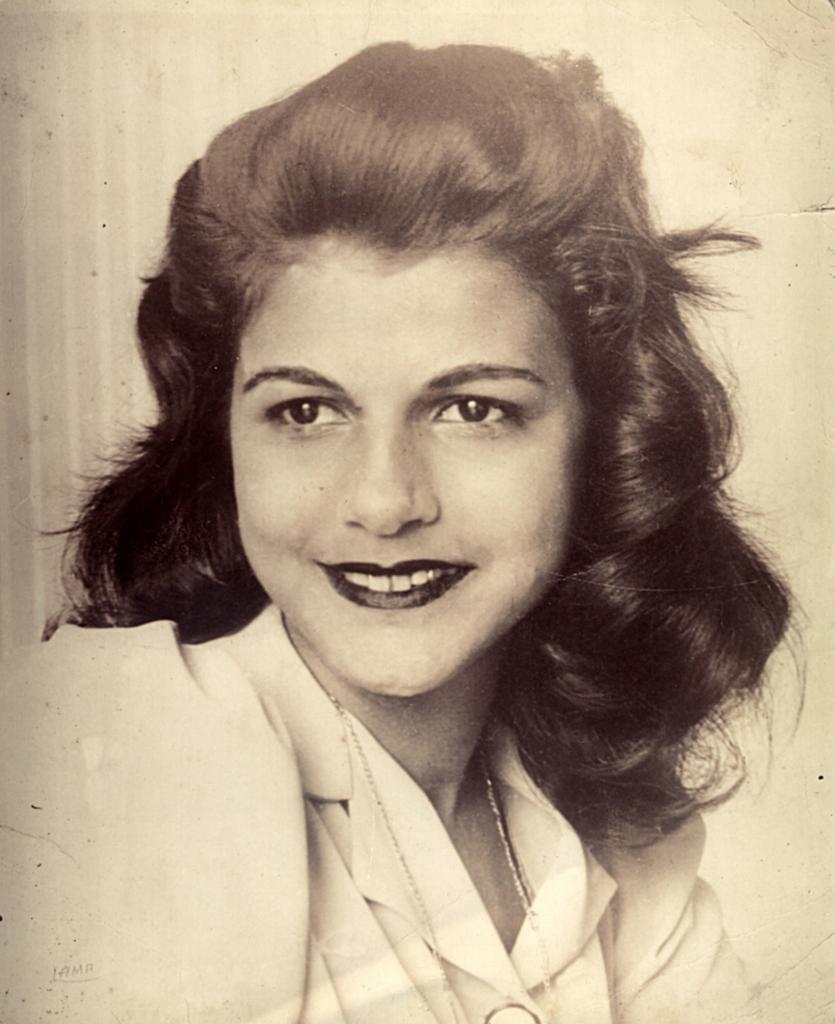 Minerva Mirabal, collection de la famille Mirabal.