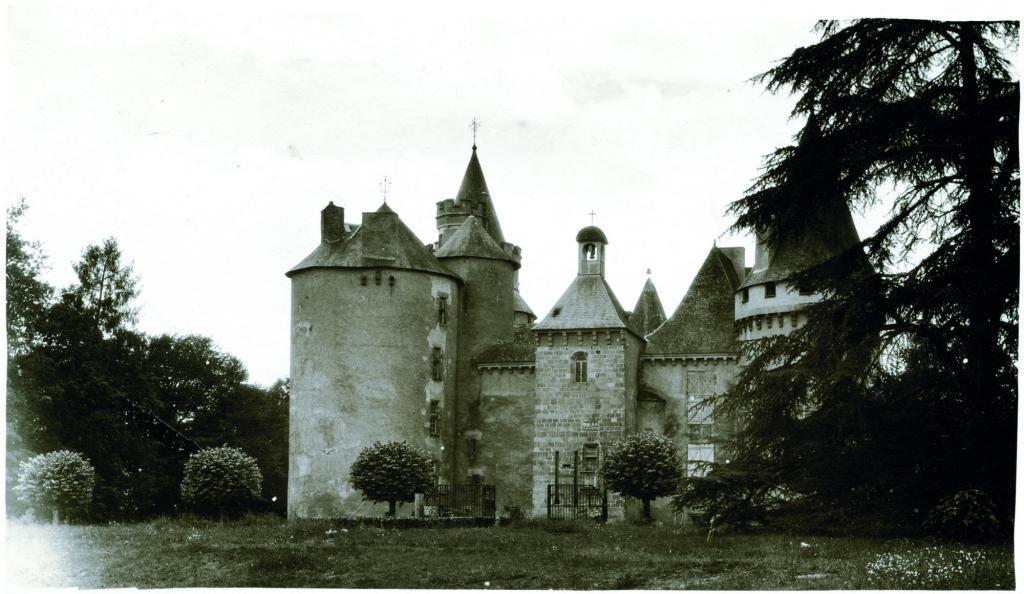 chateau bonneval parc