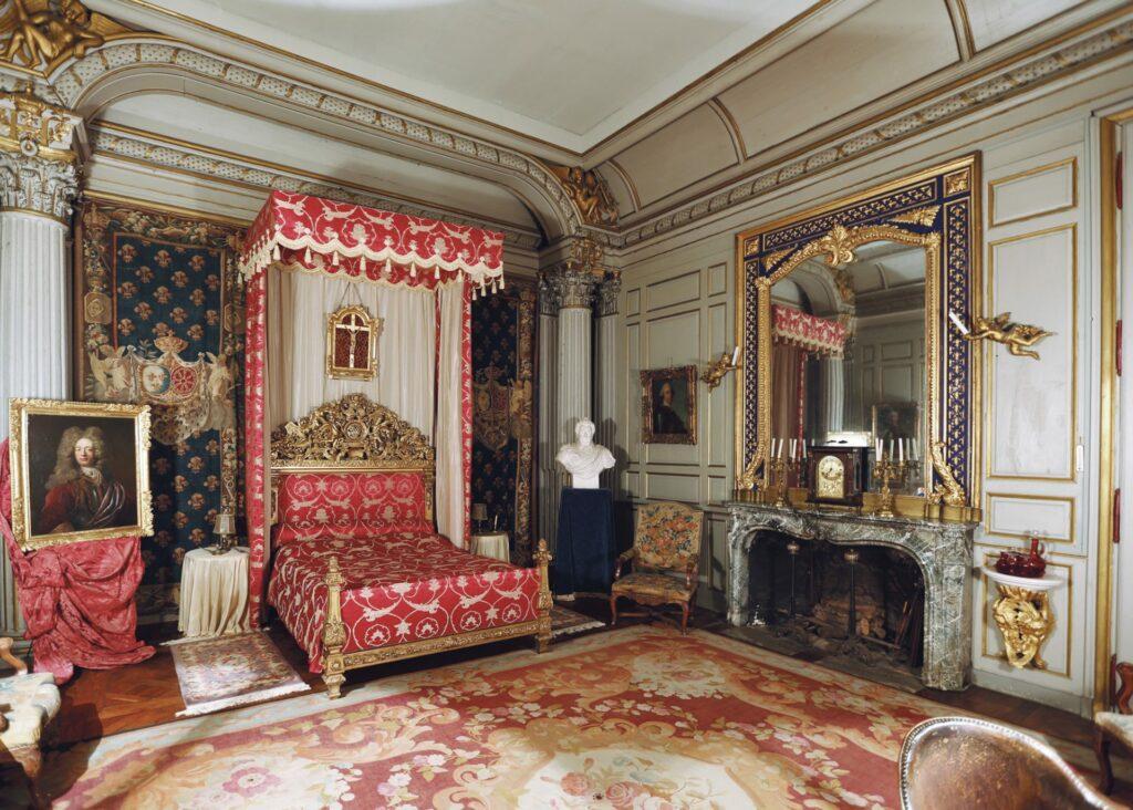 Chambre Chateau Bonneval Christian Remy L Actualite Nouvelle