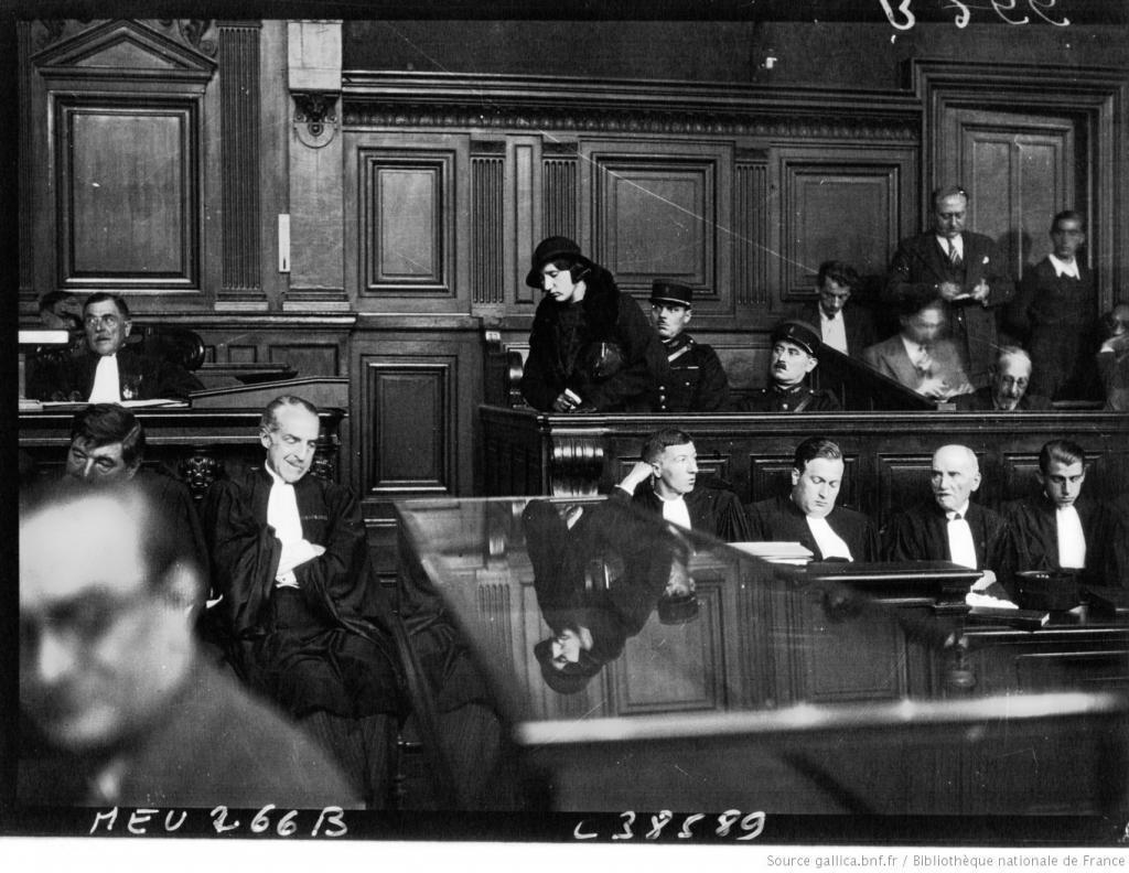 Procès Violette Nozière