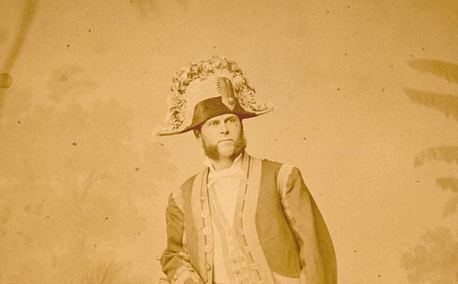 Pranzini costume Caire