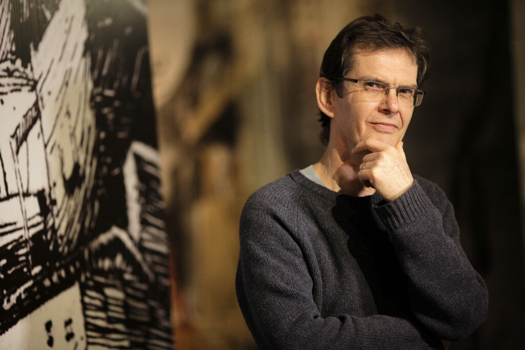 Portrait Jean-Pierre Mercier