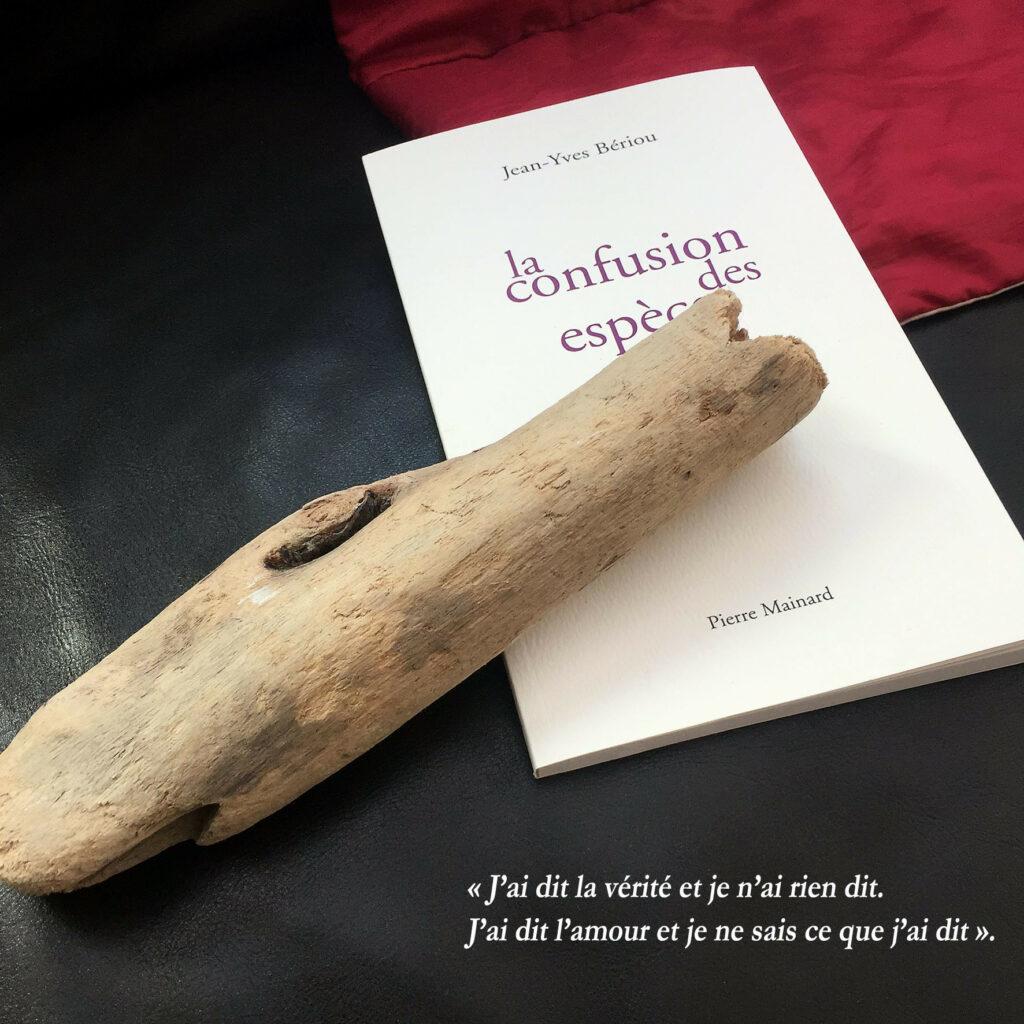 Jean-Yves Bériou La Confusion des espèces