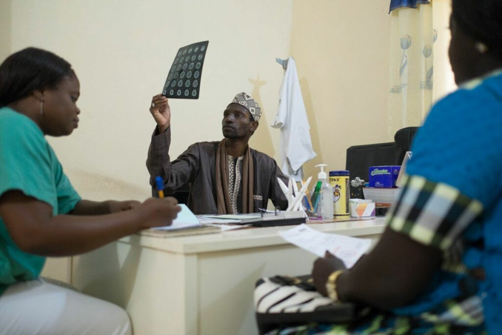 Centre psychiatrique Emile Badiane, Alama Koundou