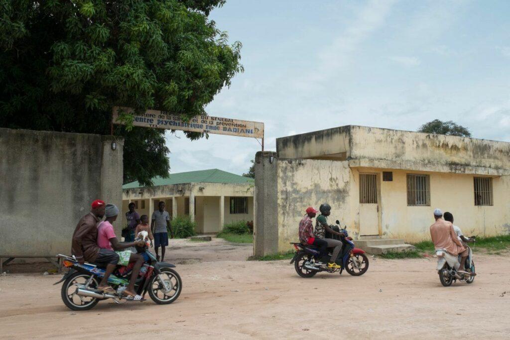 Centre psychiatrique Emile Badiane