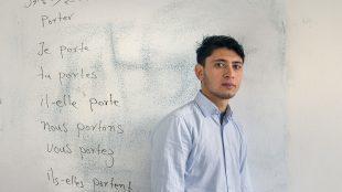 Portrait de Karim