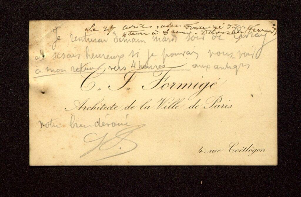 Carte-visite-Formigé-archives-de-laCroix
