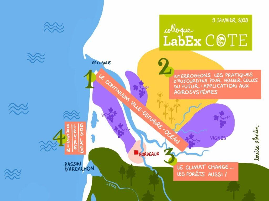 Labex Cote schéma général