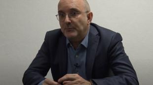 André Delpuech, archéologue et directeur du musée de l'Homme à Paris.