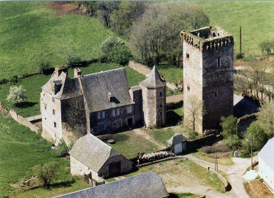 photo aérienne de Tholet